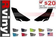 Rtint Headlight Tint Precut Smoked Film Covers for Infiniti G35 2007-2008 Sedan