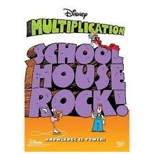 Schoolhouse Rock: Multiplication Classroom Edition [Interactive DVD],New DVD, Bl