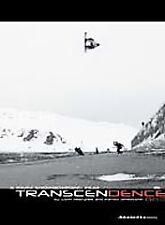 Transcendence DVD 2001 Snowboarding, Snowboard, Travis Rice, Axel Pauporte, Iker