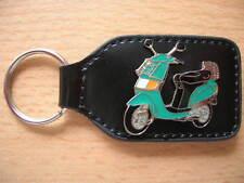 Schlüsselanhänger Piaggio Vespa Sfera grün Roller 0301
