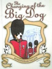 Barkingham Palace Change Guard Buckingham Big Dogs T Shirt White XL 2X 3X 4X 5X