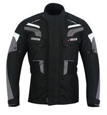 Motorradbekleidung, Motorrad-Textiljacke mit CE-Rüstung, Bikerjacke