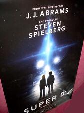 Cinema Banner: SUPER 8 2011 Elle Fanning JJ Abrams