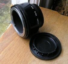 Nikon  F PK-3  27.5mm auto extension tube non-ai