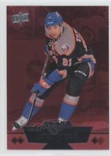 2012-13 Upper Deck Black Diamond Ruby 164 Triple John Tavares New York Islanders
