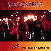 Visions of Europe Live STRATOVARIUS 2 CD SET LTD DIJIPACK