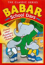 Babar: School Days (DVD, 2011)