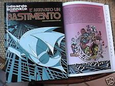E ARRIVATO UN BASTIMENTO testi musiche Edoardo Bennato Giampaolo Cheis a fumetti