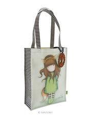 Santoro 'Gorjuss' Coated Shopper Bag - Choice of 7 Designs