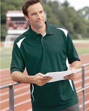 Augusta Sportswear-Premier Sport Micromesh Breathable Polo T Shirt - 5012