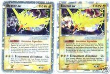 POKEMON RF & VF HOLO N° 116/112 ELECTHOR  SPECIAL RRRRR