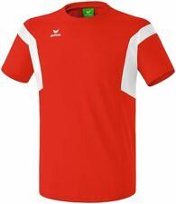 Erima Classic Team T-Shirt Kinder Polyester rot weiß