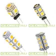 2x 5 / 9 / 13 / 18 LED G4 Globe Bulb 2 Pack 12V Caravan Car Garden Camper Jayco
