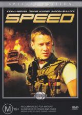 Speed (DVD, 2003, 2-Disc Set) Keanu Reeves, Sandra Bullock