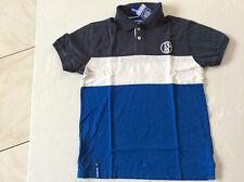 """S04 FC Schalke 04 Polo-Shirt """" Block""""  Gr. M   - 2XL   neu!!"""