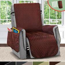 Recliner Sofa Covers Pet Dog Kids Mat Furniture Protector Living Room Armrest