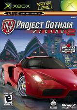 XBOX Spiel Project Gotham Racing 2 mit Anleitung guter Zustand + OVP