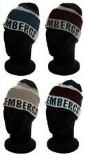 Cappello cuffia con risvolto BIKKEMBERGS articolo 01340/14810 made in italy