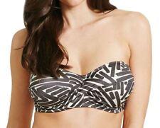 Fantasie San Marino FS6075 WP Underwired, Padded Twist Bandeau Bikini Top