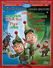 Prep & Landing: Naughty vs. Nice Blu-ray + DVD set (Walt Disney)