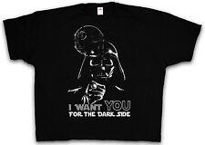 4XL & 5XL THE DARK SIDE T-SHIRT - Darth Star Vader Wars Fun T Shirt XXXXL XXXXXL