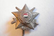 Hungary Hungarian Badge Army Training KHT Bronze mini