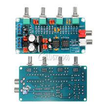HIFI NE5532 OP-AMP Preamplifier Amplifier Volume EQ Tone Control DIY Kits Board