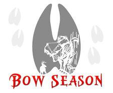 Bow Season t shirt,hunting apparel,bow hunter,arrow,sight,deer,buck,archery