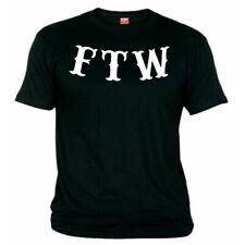01 Hells Angel FTW Support81 Black T-Shirt