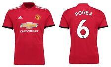 Trikot Adidas Manchester United 2017-2018 Home - Pogba 6 [S bis XXL] ManU