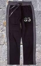 Men's Dress Sweat Pant In Black