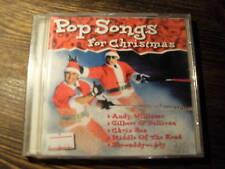 POP SONGS FOR CHRISTMAS     CD