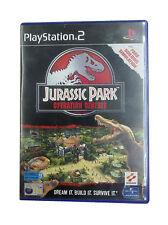 Jurassic Park: Operation Genesis (Playstation 2), Good PlayStation2, Playstation