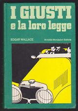EDGAR WALLACE OMNIBUS I GIUSTI E LA LORO LEGGE