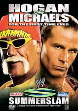WWE SummerSlam 2005, Acceptable DVD, Batista, Chris Jericho, John Cena, Undertak