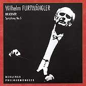 FURTWÄNGLER, WILHELM - SYMPHONY NO. 5 IN B FLAT, A96 (ORIGINAL NEW CD