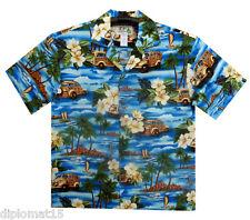 ORIGINAL HAWAIIHEMD Hawaii Hemd Hawaihemd Hawaiishirt Hawai Aloha Party 2XL 3XL