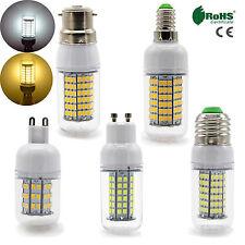 LED regulable Mazorca Bombilla B22 E27 E14 GU10 G9 SMD Día