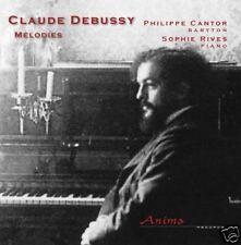DEBUSSY Melodies Nouveaute 2009