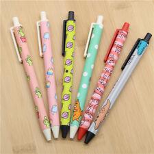 Gelschreiber   Gelstifte, süßes Design, Stärke 0,5mm, Schreibfarbe schwarz