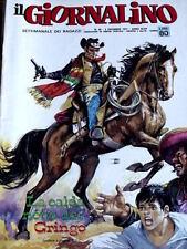 Giornalino 48 1971 Un capitano di 15 anni di F. Caprioli - Larry Yuma El Gringo