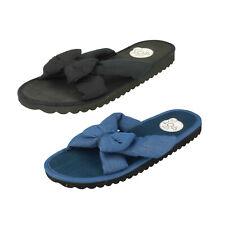 Ladies Slip On Summer  mule flip flops Sandals By Spot On Retail Price £3.99