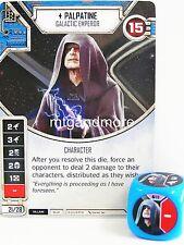 Star Wars Destiny-Spirit of Rebellion-choose card + dice/mapa escoger
