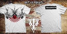Art of Karate Shirt Tri-Coasta Samurai Front Kick MMA UFC