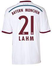 Trikot Adidas FC Bayern 2014-2015 Away - Lahm 21 [128 bis XXL] FCB