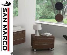 Cassettiera mobile da bagno con ruote 60x54x47 cm