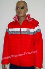 Bosco Sport RUSSIAN OLYMPIC TEAM SOCHI Herren Freizeit Jacke -7102- rot