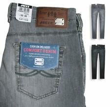 JOKER Herren Jeans | Freddy ( Straight Fit ) Farbwahl grau schwarz  COMFORT NEU