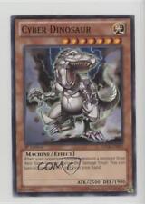 2014 Yu-Gi-Oh! Dragon Revolution #SDCR-EN009 Cyber Dinosaur YuGiOh Card