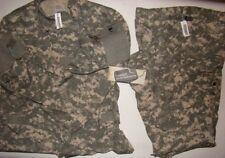 A2CU Army Aircrew Combat Uniform ACU X-Small Long New